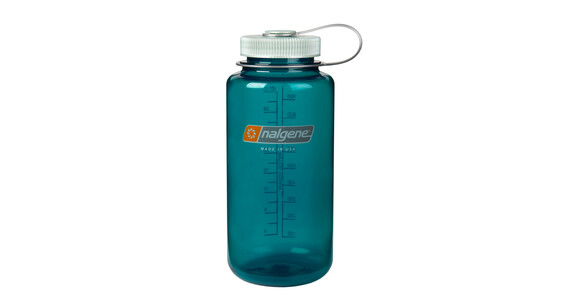 Botella Nalgene Everyday cuello ancho 1000 ml turquesa